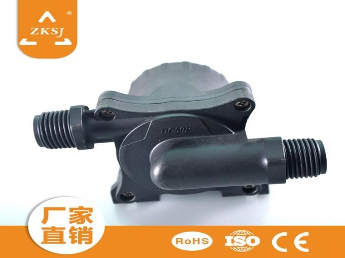 无刷直流变频水泵 热水器增压水泵