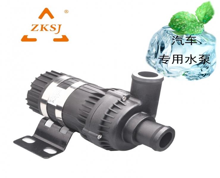 无刷直流磁力驱动水泵优点